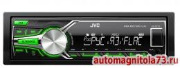 Автомагнитола JVC KD-X215